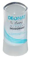 Натуральный  дезодорант  Кристалл Деонат (Deonat)